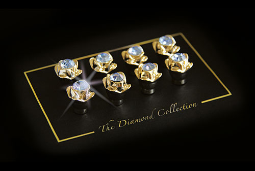 The Diamond Collection Sargschrauben